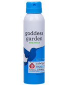 Organics Natural Sunscreen Kids Sport Spray SPF 30 6 oz (177 ml), Goddess Garden