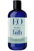 Bubble Bath Be Well Eucalyptus & Arnica 12 oz, EO Products