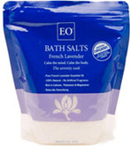 Organic Bath Salts Be Well 21.5 oz, EO Products