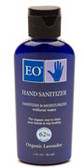 Hand Sanitizer Organic Lavender 2 oz, EO Products