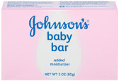 Baby Bar Soap 3 oz (85 g), Johnson & Johnson