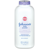 Baby Powder Calming Lavender & Chamomile 15 oz (425 g), Johnson & Johnson