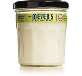 Scented Soy Candle Lemon Verbena Scent 7.2 oz, Mrs. Meyers Clean Day