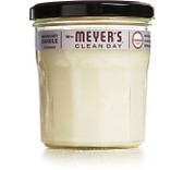 Scented Soy Candle Lavender Scent 7.2 oz, Mrs. Meyers Clean Day