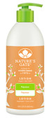 Lotion Moisturizing Papaya 18 oz (532 ml), Nature's Gate