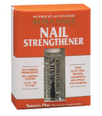 Ultra Nails Nail Strengthener 1/4 oz (7.4 ml), Nature's Plus