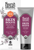 Skin Solve Cream-to-Oil All-Over Treatment Sweet Orange & Rose Hip 3 oz (85 g), Nourish Organic