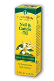 TheraNeem Naturals Neem Nail Therape Nail & Cuticle Oil 0.5 oz (15 ml), Organix South