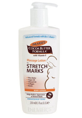 Cocoa Butter Formula Massage Lotion for Stretch Marks Body Lotion 8.5 oz (250 ml), Palmer's