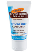 Cocoa Butter Formula Intensive Relief Hand Cream Fragrance Free 2.1 oz (60 g), Palmer's