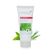 Botanicals Age Defying Facial Cleanser Aloe & Peppermint 7 oz (200 ml), Petal Fresh
