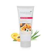 Age Defying Facial Scrub Aloe & Apricot 7 oz (200 ml), Petal Fresh