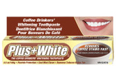 The Coffee Drinkers' Whitening Toothpaste Cool Mint Flavor 3.5 oz (100 g), Plus White