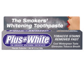 The Smokers' Whitening Toothpaste Cooling Peppermint Flavor 3.5 oz (100 g), Plus White