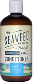 Moisturizing Argan Conditioner Unscented 12 oz (360 ml), Seaweed Bath Co