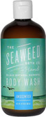 Wildly Natural Seaweed Body Wash Unscented 12 oz (360 ml), Seaweed Bath Co
