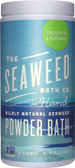 Wildly Natural Seaweed Powder Bath Eucalyptus & Peppermint 16.8 oz (476 g), Seaweed Bath Co