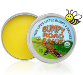 Bumpy Road Salve .6 oz (17 g), Sierra Bees, All Skin Types