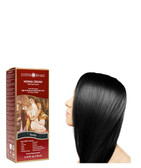 Henna Cream Hair Color and Conditioner Black 2.37 oz (70 ml), Surya Henna