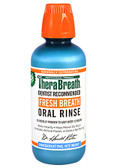 Fresh Breath Oral Rinse Invigorating Icy Mint Flavor 16 oz (473 ml), TheraBreath
