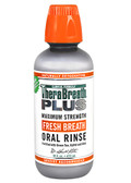 Plus Maximum Strength Fresh Breath Oral Rinse 16 oz (473 ml), TheraBreath