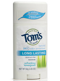 Long Lasting Deodorant Refreshing Lemongrass 2.25 oz (64 g), Tom's of Maine