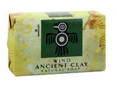 Ancient Clay Natural Soap Wind 6 oz (170 g), Zion Health