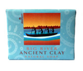Ancient Clay Natural Soap Big River 10.5 oz (300 g), Zion Health