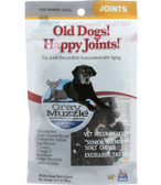 Gray Muzzle Old Dogs! Happy Joints for Senior Dogs! 90 Bite Size Soft Chews 3.17 oz (90 g), Ark Naturals