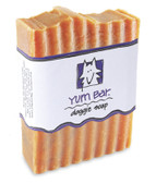 Y.U.M. Bar Doggie Soap 3 oz, Indigo Wild