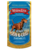 Designing Health Ultimate Canine Skin & Coat for Dogs 1 lb (454 g), The Missing Link