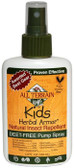 Kids Herbal Armor Natural Insect Repellent 4 oz (120 ml), All Terrain