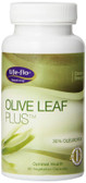Olive Leaf Plus 60 VCaps, Life-Flo, with 30% Oleuropein, Energy, Blood Pressure
