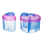 Powdered Formula Dispenser Combo Pack 2 Pack, Munchkin