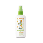 Natural Insect Repellent Deet Free 6 oz (177 ml), BabyGanics
