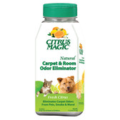 Natural Carpet & Room Odor Eliminator Fresh Citrus 11.2 oz (317 g), Citrus Magic