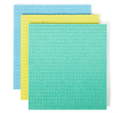 Squeeze Cellulose Cleaning Cloths 3-Pack, Full Circle Home