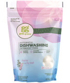 Automatic Dishwashing Detergent Thyme with Fig Leaf 24 Loads 15.2 oz (432 g), GrabGreen