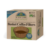 Coffee Filters 100 Basket Filters, If You Care