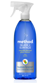 Glass + Surface Natural Glass Cleaner Mint 28 oz (828 ml), Method