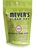 Automatic Dish Packs Lemon Verbena Scent 12.7 oz (360 g), Mrs. Meyers Clean Day