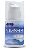 Melatonin Body Cream 2 oz, Life-Flo, Relax Your Skin