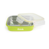 Thinkbaby The Bento Box Light Green 9 oz (250 ml), Think