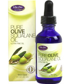 Pure Olive Squalane Oil 2 oz Life-Flo Skin Care