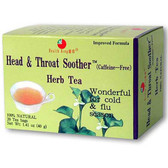 Head & Throat Soother 20 Bags Health King