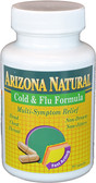 Arizona Natural Products Homeopathic Cold & Flu Remedy 20 Caps