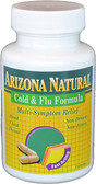 Arizona Natural Products Cold & Flu Formula 60 Caps