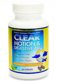 Clear Motion & Digestive Aid 60 Caps Clear Products