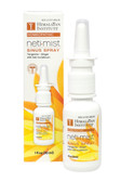 Neti Nasal Mist Sinus Spray Tangerine Ginger 1 oz, Himalayan Institute