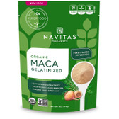 Gelatinized Maca Powder 4 oz (113 g), Navitas Naturals